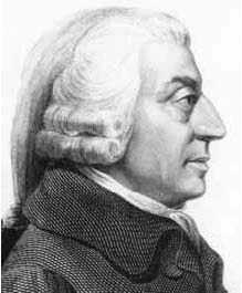 a biography of adam smith a briliant 18th century scottish political economist A useful late-19th century biography of adam smith which was based upon research undertaken at the university of glasgow, the council of the royal society of hutcheson's name occurs in no history of political economy, but he lectured systematically on that subject—as smith himself subsequently did—as a branch of.