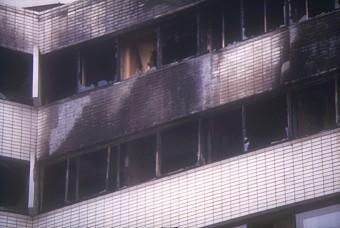 ジャパン ホテル 火災 ニュー